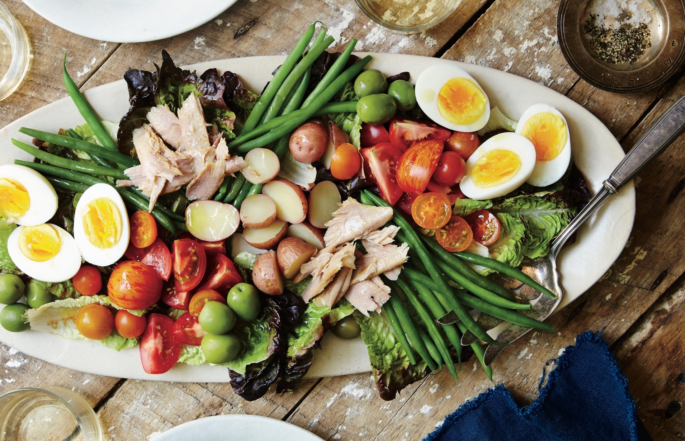 10 Salads For The Best Olive Oil You Can Find