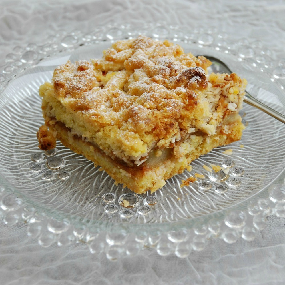 Sugar Free Rhubarb & Apple Pie