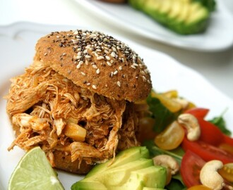 Pulled chicken Paleo