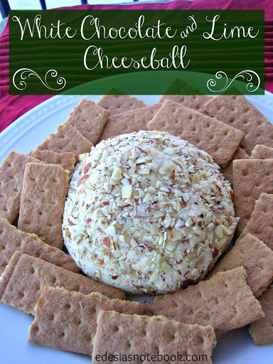 DELECTABLE SWEET CHEESEBALL