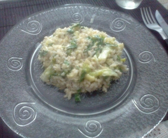 Arroz light com legumes