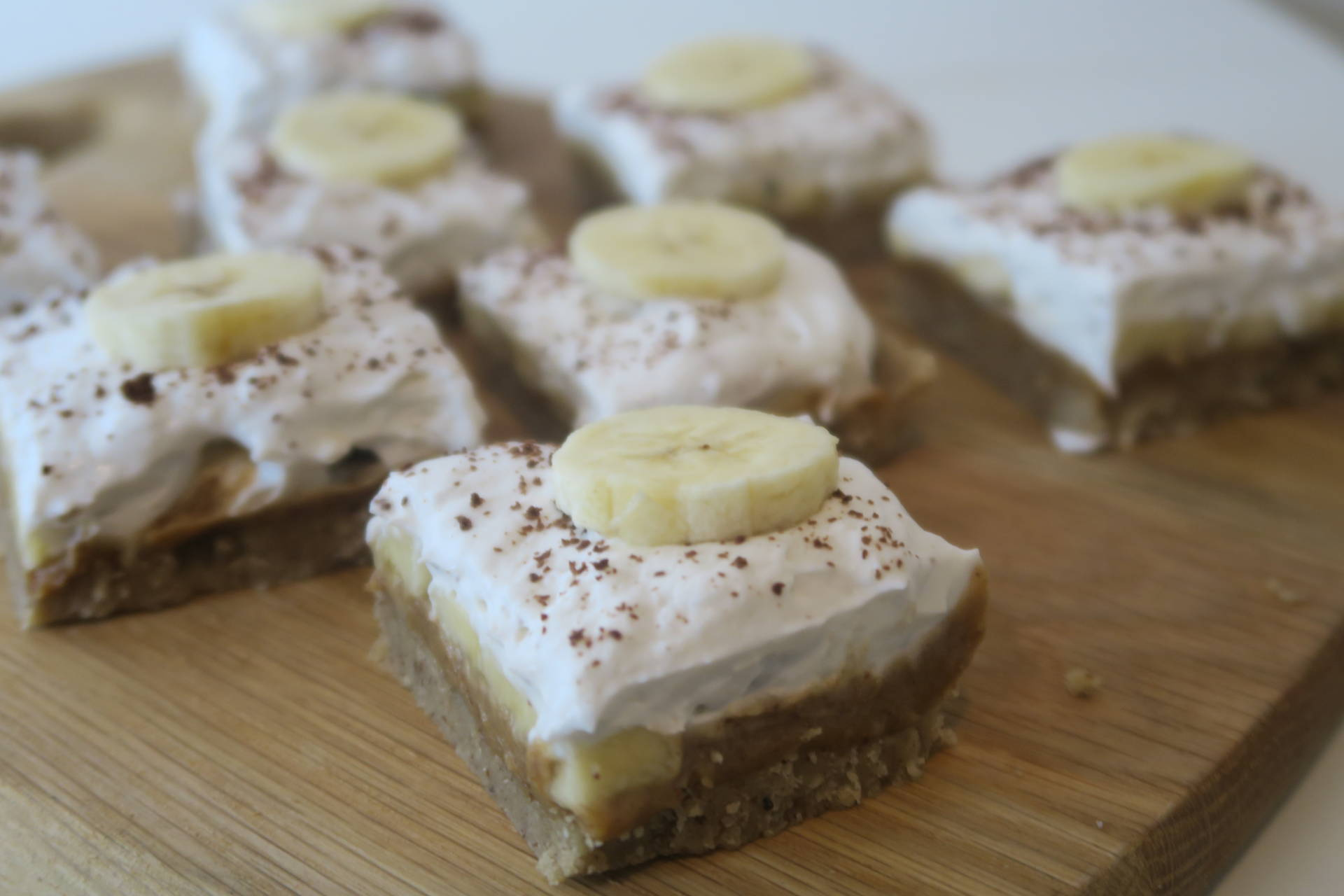 RECIPE: Healthy Banoffee Pie (Gluten Free, Vegan, Refined Sugar Free, Dairy Free)