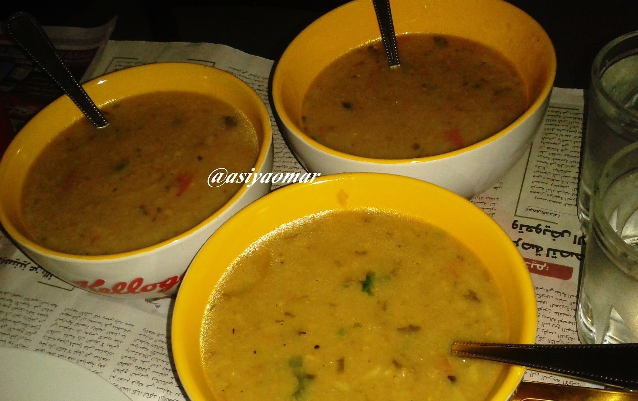 Mutton keema porridge / Minced meat porridge