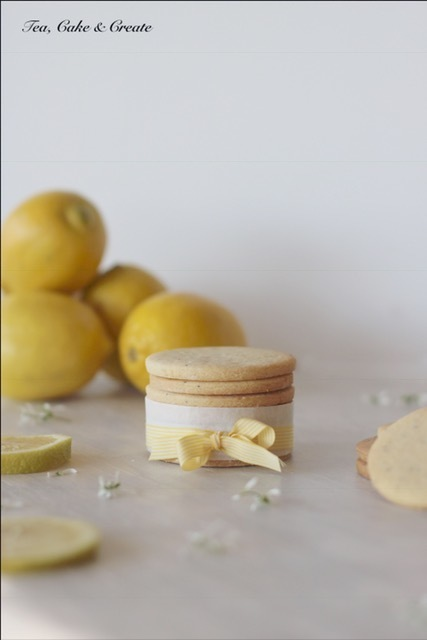 Lemon & Poppy Seed Cut-Out Cookies