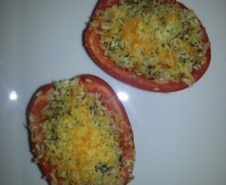 Stuffed Roma Tomatoes