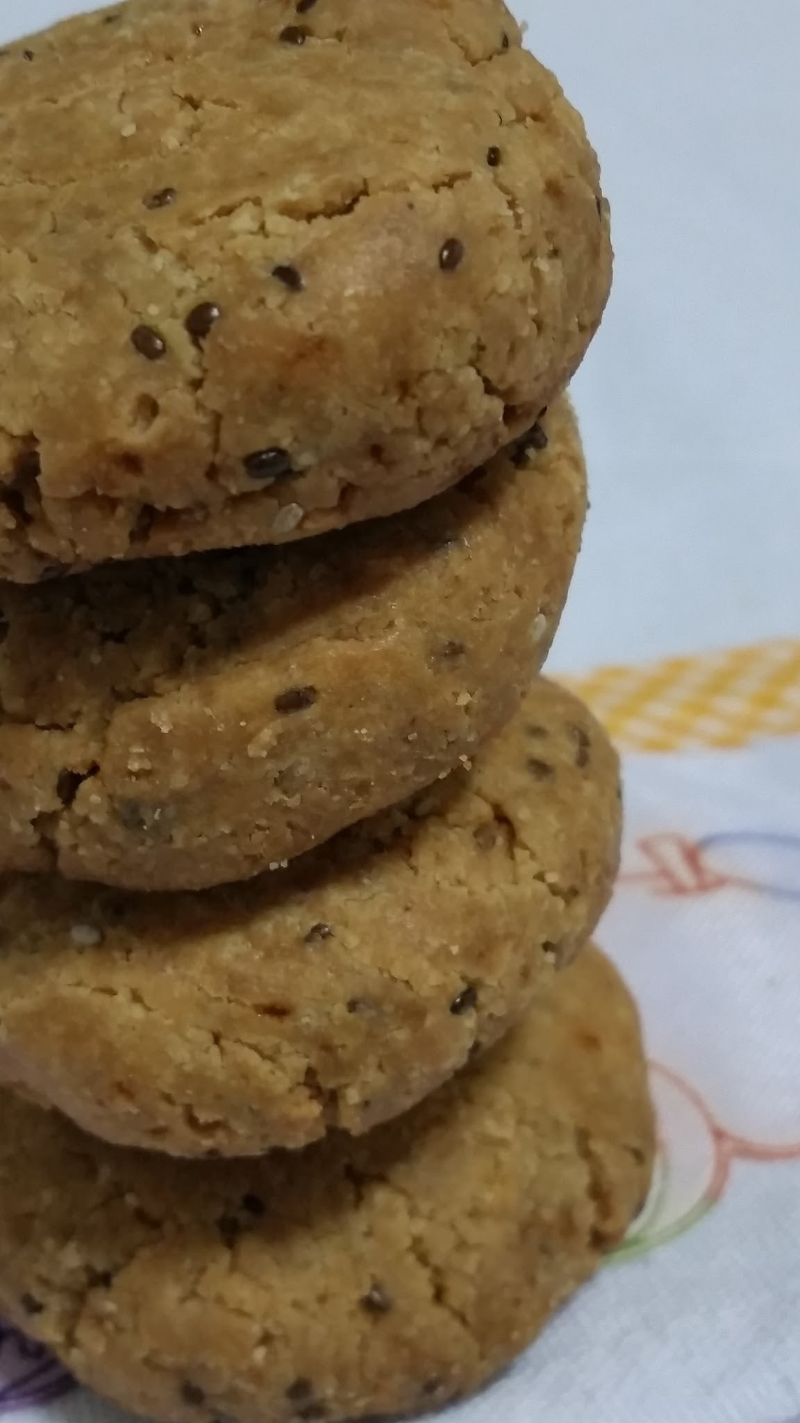 Cookie Fit de Amendoim