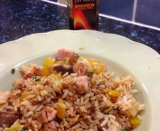 Slimming World Friendly Egg Fried Rice