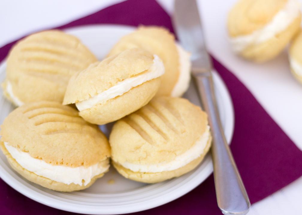 Melting moments biscuit recipe recipes - myTaste
