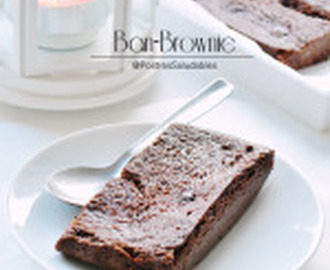 Brownie de banano saludable en 10 minutos