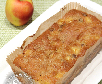 Apple and Chocolate Cake