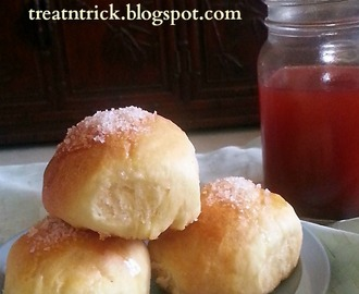 MINI SUGAR BUNS RECIPE