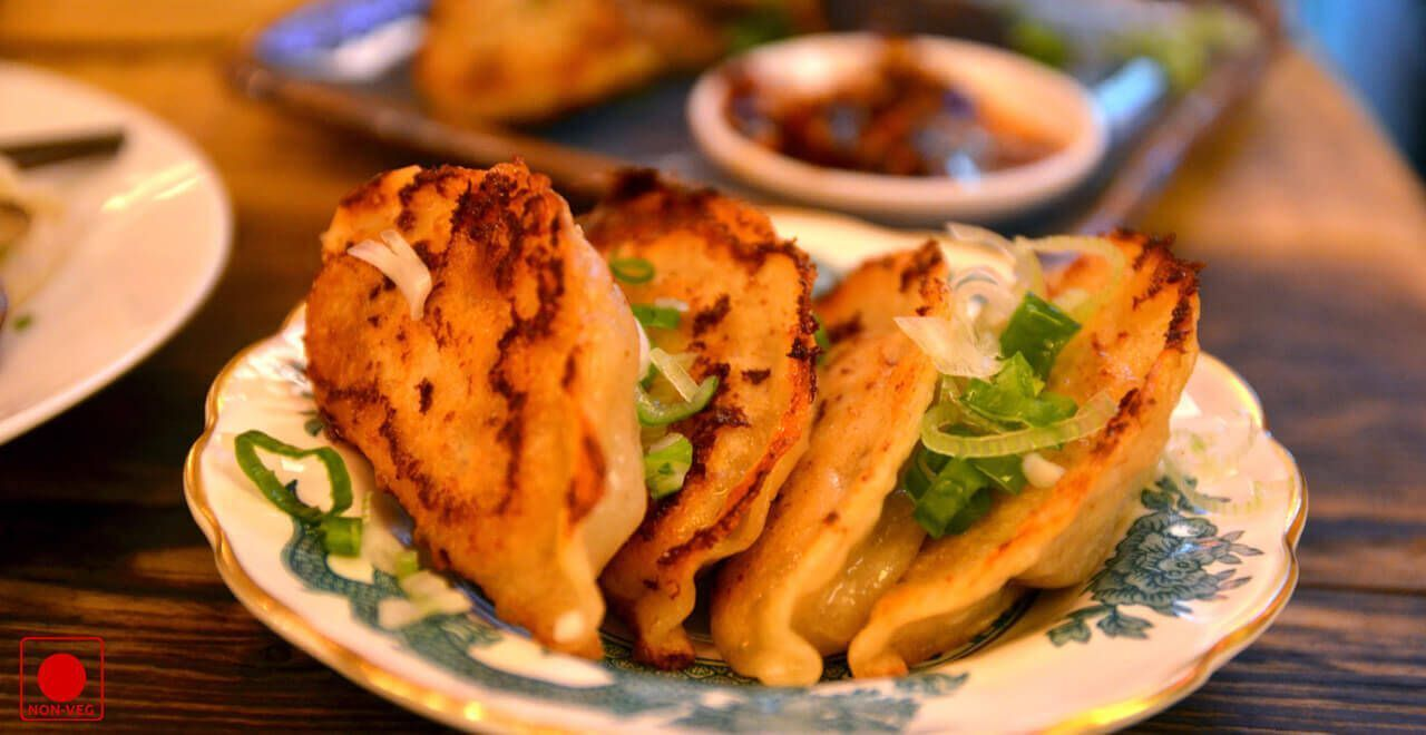 Crispy Chinese Dumplings Recipe
