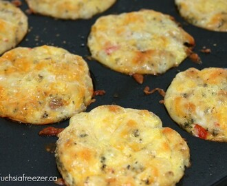 Breakfast In A Hurry – Sausage And Egg Muffins