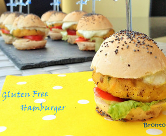 Gluten Free Hamburgers….Food Revolution Day