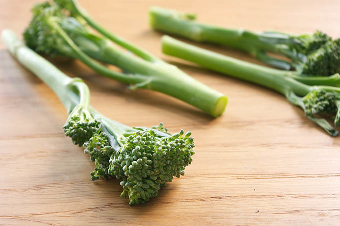 Tenderstem Recipes for a Romantic Evening