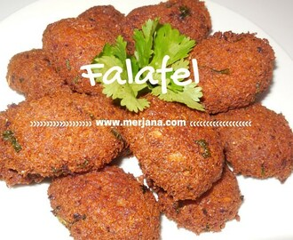 How to make a Yummy Falafel
