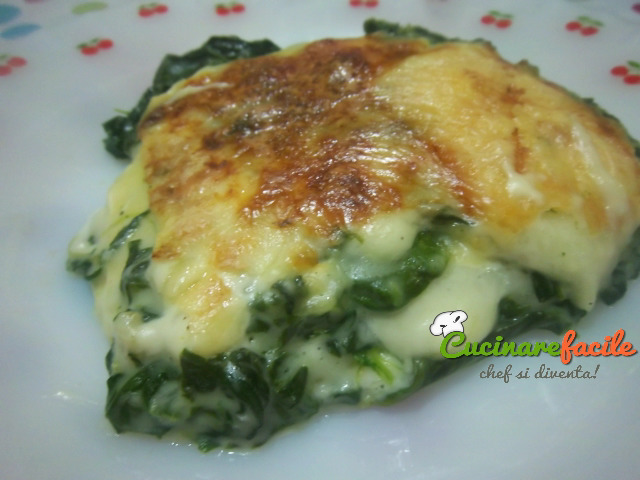 Lasagne con Spinaci - Video Ricetta
