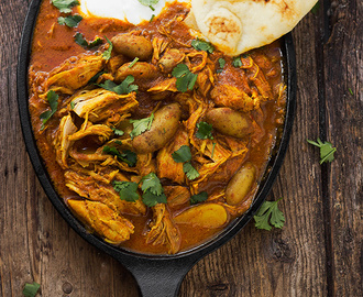 Indian Spiced Chicken Stew