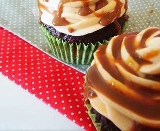 Banana and Dulce de Leche CUPCAKES