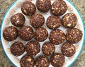 Spiced Cacao Energy Balls