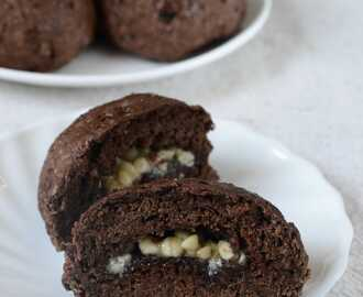 Egg Free 45 Minutes Chocolate Buns – #Breadbakers