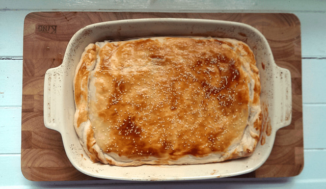 Börek – Delicious Savoury Turkish Pastries