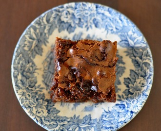 Recipe: Cookie Dough Marshmallow Brownies