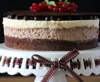 Layer cake multi chocolates