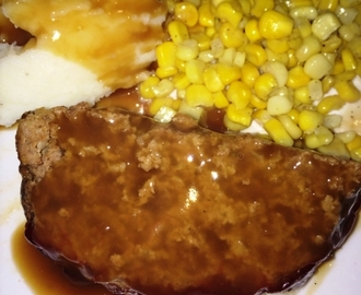 Tastiest Meatloaf I Ever Made