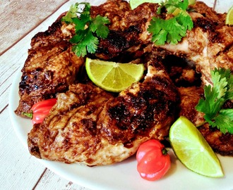 Jamaican Jerk Chicken (includes Thermomix instructions)