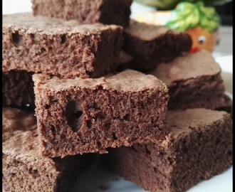 Brownies de Cooking Lili