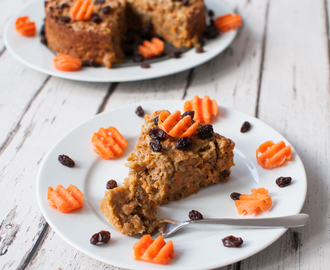 Clean eating carrot cake recipe