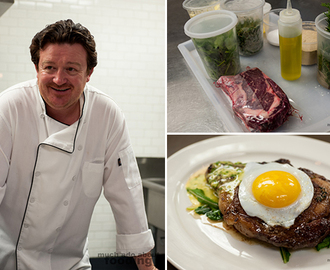 Meet Michelin Star Chef Conrad Gallagher