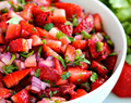 Dining with the Doc: Strawberry Jalapeño Salsa