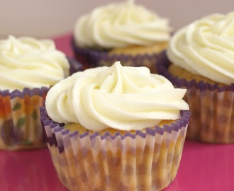 Lemon buttercream icing