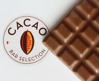 Cacao Bar Selection.