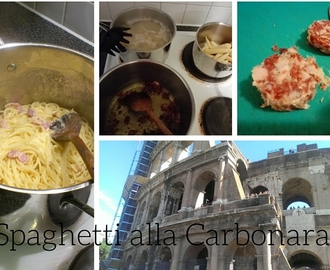 30 Minute Meals: The Real Italian Spaghetti alla Carbonara