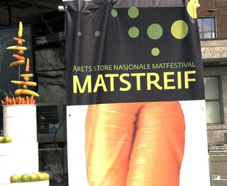 Matstreif 2016 2-4. september