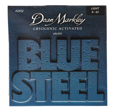 Dean Markley 2552 LT Blue Steel