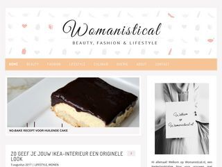 Womanistical.nl