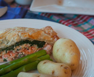 Salmon en Croute – Simple sophistication.
