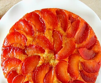 How To Make An Upside-Down Cake With Any fruit