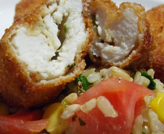 Nuggets de Pollo y Queso
