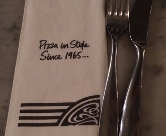 Pizza Express - A Gluten-Free Family meal out