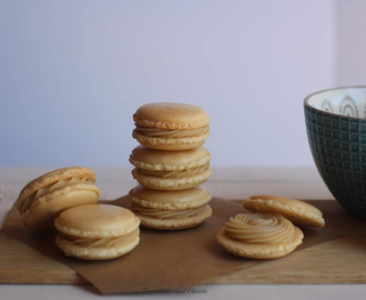 Honey and Horlicks Macarons