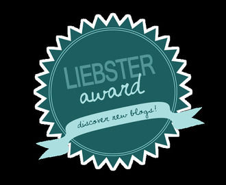 Got 2 Liebster awards !!