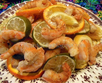 French Market Citrus Shrimp