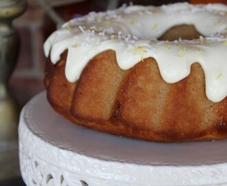 Lemon Ricotta Tea Cake