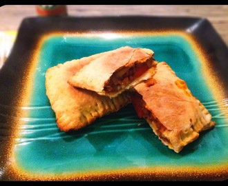 Vegan Italian Sausage Hot Pockets!