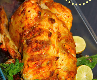 Roast Chicken/ Spicy Pan Roasted Chicken/ Pan Roast Chicken